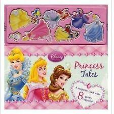 Disney Princess Magnets Book with 8 Magnets