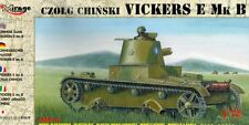 VICKERS E MK B (CHINESE & FINNISH ARMY MARKINGS) 1/72 MIRAGE