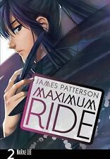 Maximum Ride: Manga Volume 2 by James Patterson (Graphic Novel, Ex-Library) gb2a