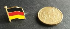 DISTINTIVO IN METALLO BANDIERA TEDESCA SPILLA GERMANIA GERMAN FLAG METAL PIN