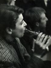 Photo Pierre Parente Argentique Paris La Nuit Vers 1950