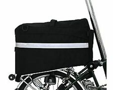 RACK SACK REAR CARRIER BAG FOR BROMPTON FOLDING BIKE
