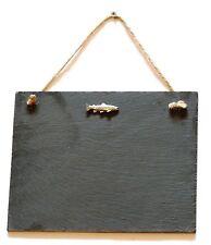 Trucha marrón Colgante Pizarra Tiza Tablón de anuncios mensajes, listas, regalo de pesca