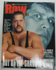 Raw Magazine Big Show Andre The Giant January 2003 060915R