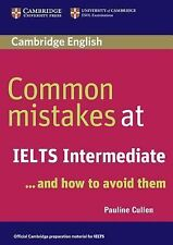 Common Mistakes: Common Mistakes at IELTS Intermediate : And How to Avoid...