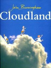 Cloudland (Red Fox Picture Books)-ExLibrary