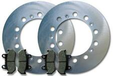 Honda Front Brake Disc Rotor + Pads VF 1100 C Magna (1983-1986) NEW