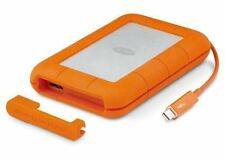 LaCie 2TB Rugged Thunderbolt / USB 3.0 External Portable Hard Drive LAC9000489