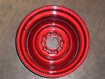 """Project Starters! Solid red 15 X 8 Size 5 X 4 1/2-4 3/4 bp 4 1/2"""" Bac set 4 !"""