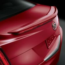 #533 PAINTED FACTORY STYLE LIP SPOILER fits the 2013 2014 2015 CADILLAC ATS