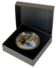 British Virgin Islands Titanic Einlauf 2012 42,0 Gramm 2$ 999 Bronze Box & Zerti