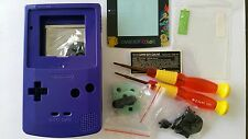 ES- PHONECASEONLINE CARCASA GAMEBOY COLOR POKEMON PURPLE NUEVA