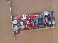 Pinnacle Systems Booster 2 B 3-Port Firewire IEEE-1394 PCI Adapter Card