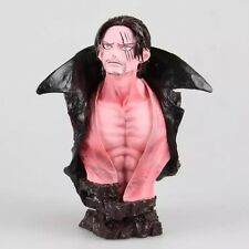 FIGURE ONE PIECE BUSTO 15 CM BUST RED HAIR SHANKS PIRATE ANIME MANGA STATUE #1