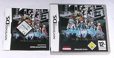 Spiel: THE WORLD ENDS WITH YOU für Nintendo DS + Lite + Dsi + XL + 3DS