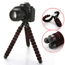 "Octopus Flexible Tripod Large Spider Gorilla Camera DV Stand 1/4"" 3/8"" Universal"