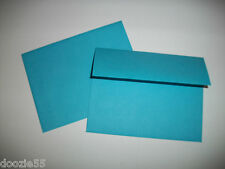 A2 Astrobright Color Paper Card Envelopes 4 3/8 x 5 3/4  Color or White PE28