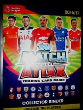 MATCH ATTAX  16/17 MAN OF THE MATCH CARDS 60P EACH COMBINED POSTAGE MINT