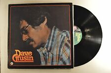 dave grusin lp discovered again! sheffield  DIRECT DISK  vg++/vg++w. german