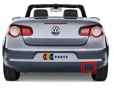 VOLKSWAGEN VW EOS 06-11 NEW GENUINE REAR BUMPER TOW HOOK COVER CAP 1Q0807369A