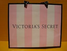 VICTORIA'S SECRET SMALL SHOPPING GIFT BAG FOR COSMETICS FRAGRANCES LINGERIE