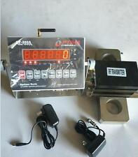Optima 10,000 TENSION LINK WIRELESS HANGING CRANE SCALE OVERHEAD LOAD CELL NEW