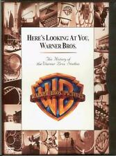 HERE'S LOOKING AT YOU The History of Warner Brothers Studios DVD