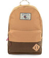 MENS Dakine 365 Tradesman 21L Backpack TAN BROWN SCHOOL BAG NEW $55