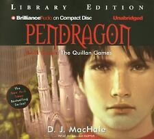 The Quillan Games (Pendragon Series) MacHale, D. J. Audio CD