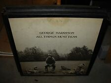 GEORGE HARRISON / BEATLES all things must pass ( rock ) apple box