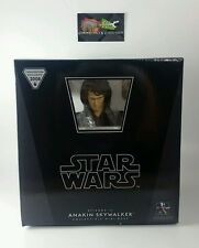 Gentle Giant Star Wars Mini Bust Anakin Skywalker 2008 Convention Exclusive #784