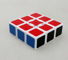 X-Cube Speed Puzzle Magic Cube  1x3x3  Brain Storm Toy Gift White