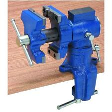 "The Best  Locksmith Vise EVER! - 2-1/2"" Table Swivel Vise, PORTABLE"