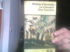 Le chevalier des touches de BARBEY D'AUREVILLY JULES