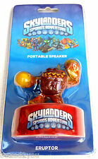 Skylanders Spyro's Adventure ERUPTOR  Figure  Portable Mini Speaker  New