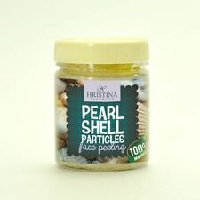Acne Spots Blackheads 100%Natural Pearl Shell Face Scrub-Remove Dead Skin&Dirt