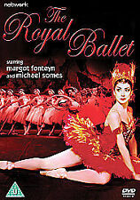 The Royal Ballet - REGION 2 DVD - 1960 - MARGOT FONTEYNE & MICHAEL SOMES.