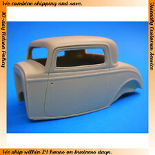 1/25 Ford 1932 3-window Coupe (Chopped) Body Parts