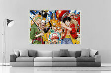 ONE PIECE 03 Wall Art Poster Grand format A0 Large Print