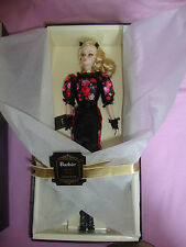 BARBIE Gold Label FASHION MODEL COLLECTION FIORELLA SILKSTONE Doll * NEUF NRFB