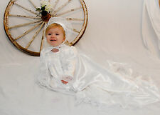"""Heather"" is a Truly Special Christening Gown named for my Daughter"
