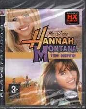Hannah Montana The Movie Videogioco Playstation 3 PS3 Sigillato 8717418210083