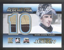 11/12 Between The Pipes National Convention Marc-Andre Fleury 2 Clr Jersey SP/10