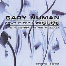 Numan, Gary Down in the Park: Alternative Anthology CD ***NEW***