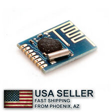 SMD NRF24L01 2.4G wireless data transmission module / Mini NRF24L01 - AZ, USA