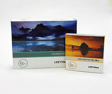 Lee Filters Foundation Holder Kit + 58mm Standard Adapter Ring. Brand New
