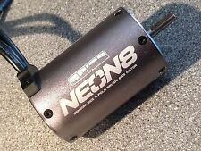 KYOSHO, TEAM ORION NEON 8, 2100KV 4 POLE, WATERPROOF BRUSHLESS MOTOR, ORI28188