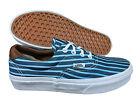 VANS. Era 59. Blue Stripes, Boys Kids Unisex Shoe. Mens US Size 3.5-6.0