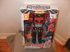 Transformers Cybertron Galaxy Force Optimus Prime Leader Action Figur 2004 MISB