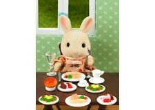 Sylvanian Families - Dinner for Two Set NEW * toy miniature